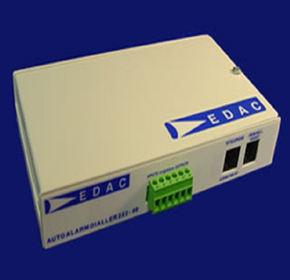 Data Loggers for Medical Fridges | EDAC 222-02 | Auto Alarm Dialler