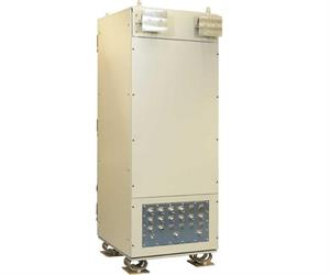 Schroff ruggedised cabinets protect sensitive electronics in naval applications.