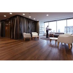 Engineered Timber Flooring Systems | Tectonic