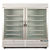 Vaccine Freezer | NLDR - 930 litres | Glass Door