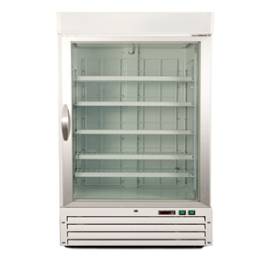 Vaccine Freezer | NLDF Display- 412 litres-Glass Door- Colorbond