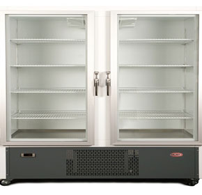 Vaccine Fridges | NLBM 2 Door - 815 Litres