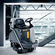 BRV 900 ride on vacuum cleaner