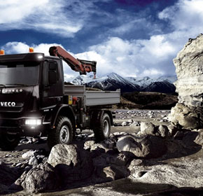 Medium Duty Trucks | Iveco Eurocargo