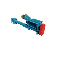 Screw Conveyor & Feeder | DO Screw Feeder with Agitator