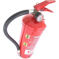 Fire Extinguisher Pressure Testing