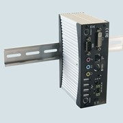 Industrial PCs | Din-rail Mount