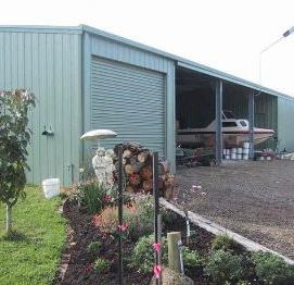 Farm Sheds | Trusteel