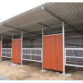 Horse Stables | Standard Fit-Out