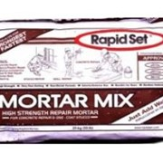 Concrete Repair | Rapid Set® Mortar Mix