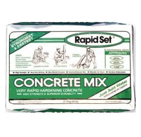 Fast Setting Concrete Repair | Rapid Set® Concrete Mix
