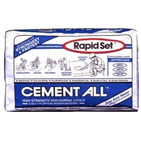 Concrete Repair | Rapid Set® Cement All™