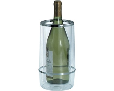 Acrylic Insulated Wine Cooler | Tomkin