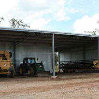 Steel Fabrication | Rural Sheds
