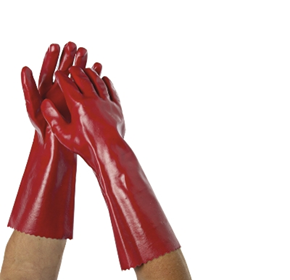 Liquid Resistant Gloves | Oates Range