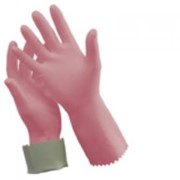 Silver Lined Rubber Gloves | Oates Range