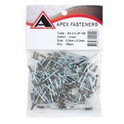 Jasper Coloured Blind Rivet | APEX AS-4-3-JP