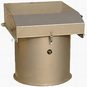 WAMFLO® Flanged Round Dust Collectors | Industrial Dust Collector