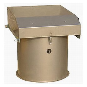 WAMFLO Flanged Round Dust Collectors | Industrial Dust Collector