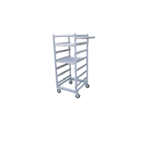 Nursing Home Tray Trollies
