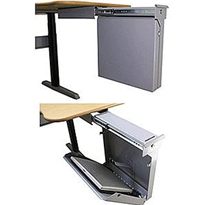 Laptop Security Desk Cabinet