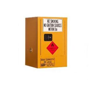 30lt Underbench Flammable Liquid Cabinet | 5516AS