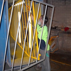 Stripping & Sandblasting Services