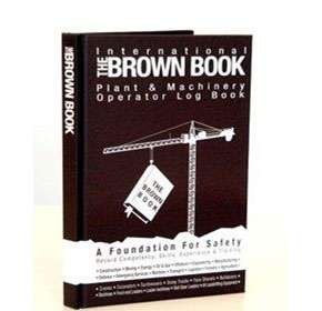 Log Book | Brown Book