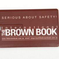 Electronic Log book | Brown Book VOC Card