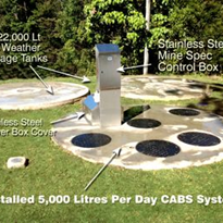Commercial Treatment System | The CABS