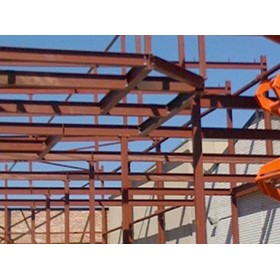 Structural Steel Installation