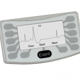 Digital Holter Recorders | DR181 3 Channel Digital Holter Recorder