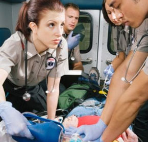 Training Services | HLT50407 Diploma of Paramedical Sciences