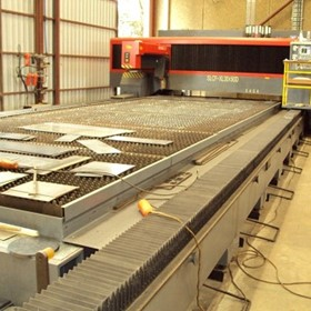 Steel & Metal Cutting | Laser Cutting