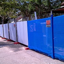 Temporary Fencing | Shade Cloth