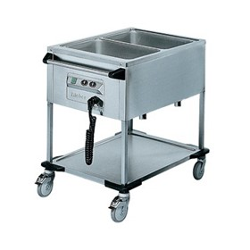 Delivery Trolley | ZUB 2-2 x 1/1 GN