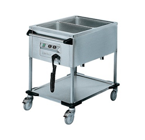 Delivery Trolley | Rieber ZUB 2-2 x 1/1 GN