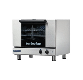 Half Size Tray Manual Electric Convection Ovens | Turbofan E22M3
