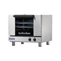 Half Size Touch Screen Electric Convection Oven | Turbofan E33T5