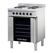 Electric Convection Oven & Cooktop | E931M