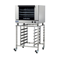 Manual Electric Convection Oven | Turbofan E28M4 & SK2731U