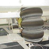 Air springs overcome rigorous demands of fine minerals and powders