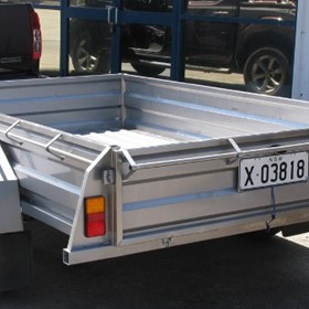 Stainless Steel Trailers