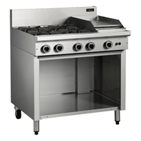 900mm Gas Cooktops