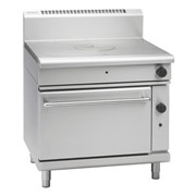 900mm Gas Target Top Static Oven Range | Waldorf 800 Series