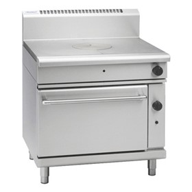 900mm Gas Target Top Static Oven Range | 800 Series