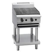 600mm Gas Chargrills | Waldorf 800 Series