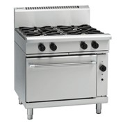 900mm Gas Range Convection Oven | Waldorf 800 Series