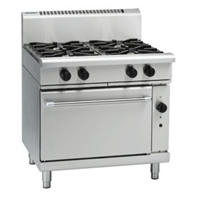 900mm Gas Range Convection Oven | 800 Series