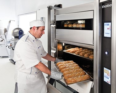 Bakery Ovens | Rotel R3M3D3S - VTL Advantage